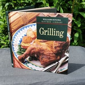 Williams Sonoma Grilling cookbook
